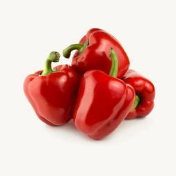 Red Capsicum Seeds - F1 Hybrid (15 Pcs)