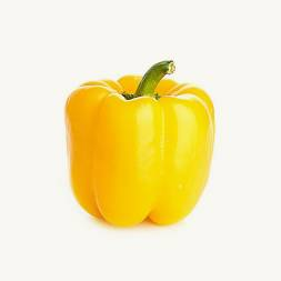 Yellow Capsicum Seeds - F1 Hybrid (20 Pcs)